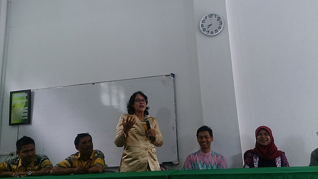 Study Banding ARO Medan