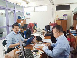 IMG 20190131 WA0005 300x225 Program kerja Bid. Unit Penjamin Mutu (UPM) STIKes Dharma Husada Bandung. STIKes
