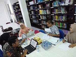 IMG 20190131 WA0017 300x225 Program kerja Bid. Unit Penjamin Mutu (UPM) STIKes Dharma Husada Bandung. STIKes