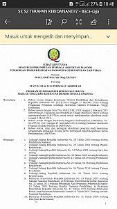 Screenshot 20190109 184847 169x300 Hasil nilai dan peringkat  Akreditasi Program Studi Magister Terapan Kebidanan STIKes Dharma Husada Bandung. STIKes