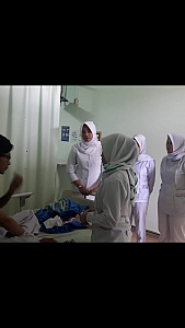 IMG 20190131 WA0091 169x300 PROSES PEMBELAJARAN PRAKTEK MEDICAL SURGICAL  NURSING 1 PADA MAHASISWA SARJANA KEPERAWATAN STIKes DHARMA HUSADA BANDUNG. STIKes